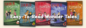 Easy-To-Read Wonder Tales